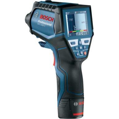 Bosch GIS 1000 C Infrapunalämpömittari sis. akun ja laturin