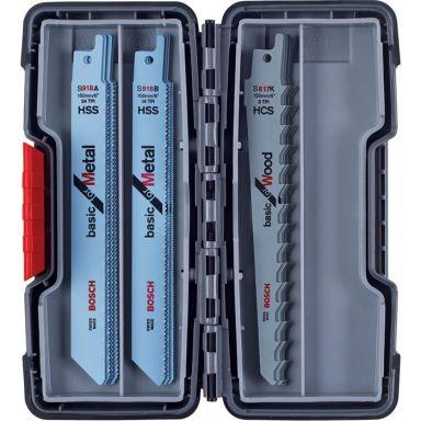 Bosch 2607010901 Tigersågbladssats 15 delar
