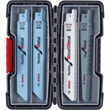 Bosch 2607010902 Puukkosahanteräsarja 20 osaa