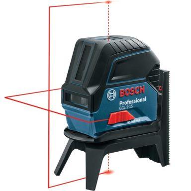 Bosch GCL 2-15 Ristilaser Pelkkä laite