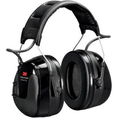 3M Peltor WorkTunes Pro Hörselskydd med hjässbygel
