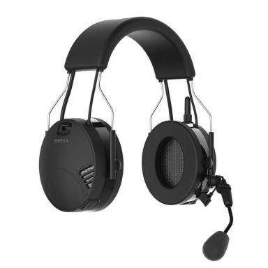 Sena Tufftalk Kuulonsuojain Bluetooth, päälakisanka