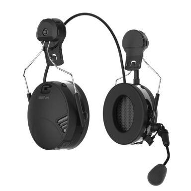 Sena Tufftalk Kuulonsuojain Bluetooth ja kypäräkiinnitys