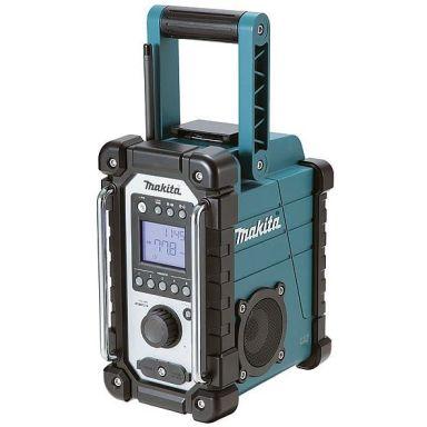 Makita DMR107 Radio utan batterier och laddare