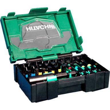 Hitachi 60120813 Bitssett 23 deler