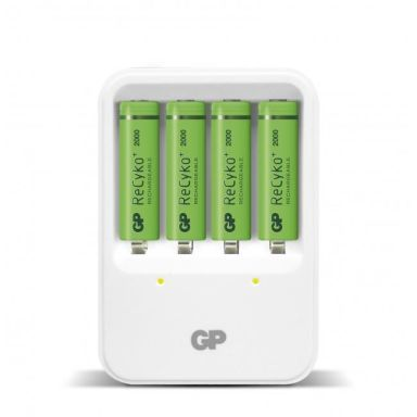 GP Batteries ReCyko 420 Akkulaturi
