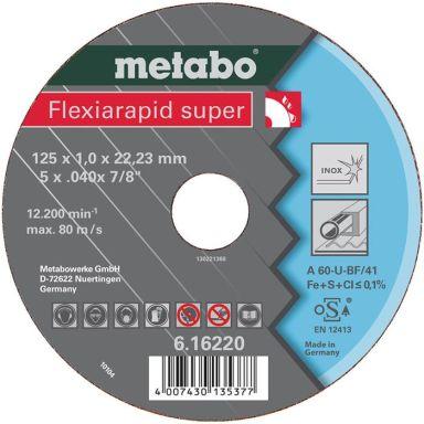 Metabo 616228000 Katkaisulaikka
