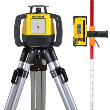 Leica Rugby 610 Pyörivä laser, paketti