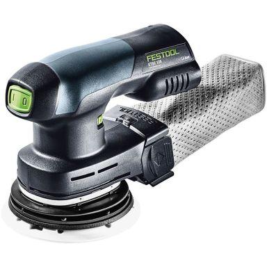 Festool ETSC 125 Li-Basic Excenterslip utan batterier och laddare