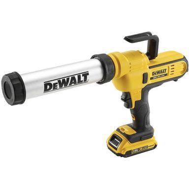 Dewalt DCE571D1 Fogpistol med 2,0Ah batteri och laddare