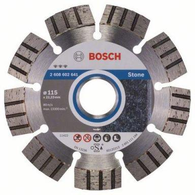 Bosch Best for Stone Diamantkapskiva