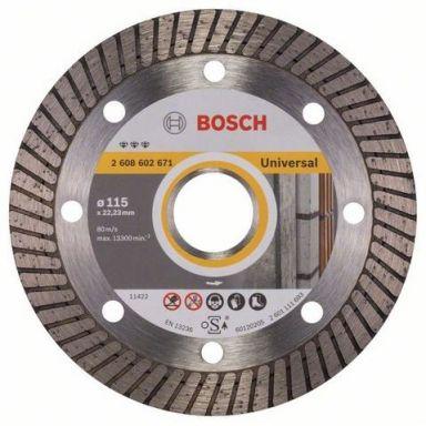 Bosch Best for Universal Turbo Diamantkapskiva