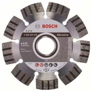 Bosch Best for Abrasive Diamantkapskiva