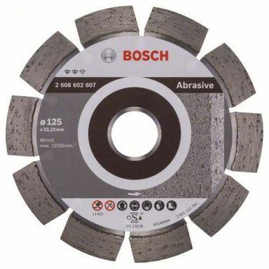 Bosch Expert for Abrasive Diamantkapskiva