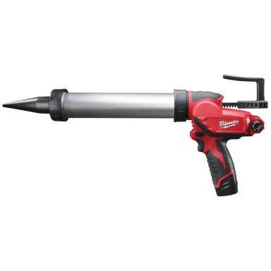 Milwaukee M12 PCG/400A-201B Fogpistol med 2,0Ah batteri och laddare