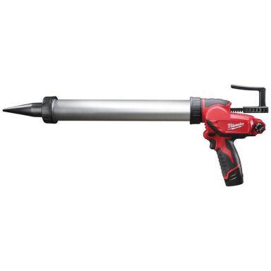 Milwaukee M12 PCG/600A-201B Fogpistol med 2,0Ah batteri och laddare