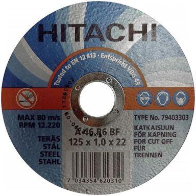 Hitachi 79403303 Katkaisulaikka