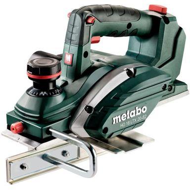 Metabo HO 18 LTX 20-82 Hyvel utan batterier och laddare