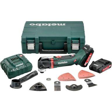 Metabo MT 18 LTX Compact Multiverktyg med 2,0Ah batterier och laddare