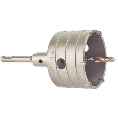 Milwaukee TCT 4932399297 Kärnborrsats SDS-Plus, 82x50 mm, 4 delar