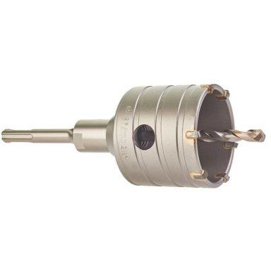 Milwaukee TCT 4932399295 Kärnborrsats SDS-Plus, 65x50 mm, 4 delar