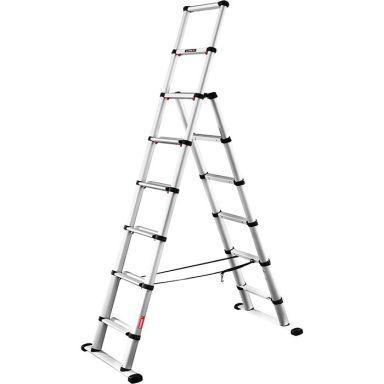 Telesteps Combi Line Teleskopstege 2,3 m