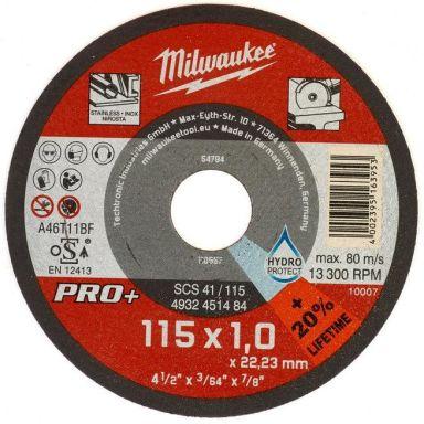 Milwaukee SCS 41 PRO+ Kapskiva