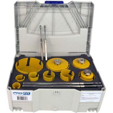 Pro-fit 351090835133XL Reikäsahasarja 15 osaa