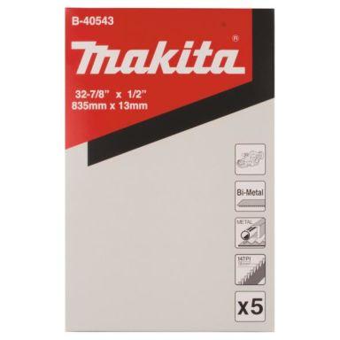Makita B-40543 Vannesahanterä 5 kpl, 14T