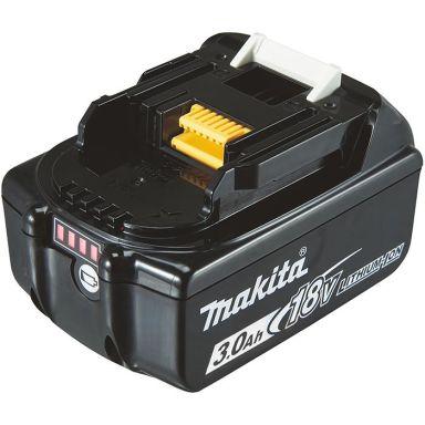 Makita BL1830B 18V 3,0Ah Batteri med indikator