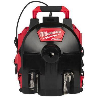 Milwaukee M18 FFSDC16-502 Avloppsrensare med 5,0Ah batterier och laddare