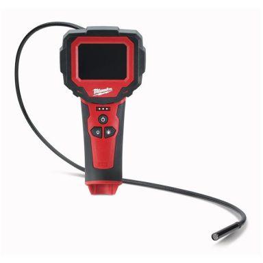 Milwaukee M12 IC-0 Inspektionskamera utan batteri och laddare