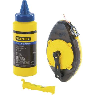 STANLEY 0-47-465 PowerWinder Loddsnor med kritt