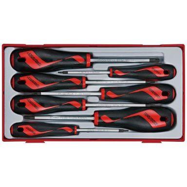 Teng Tools TT917TXN Ruuvimeisselisarja 7 osaa