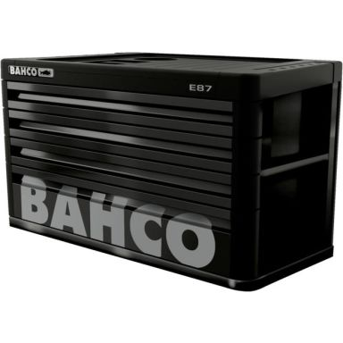 Bahco 1487K4BLACK Verktygsskåp utan verktygssats