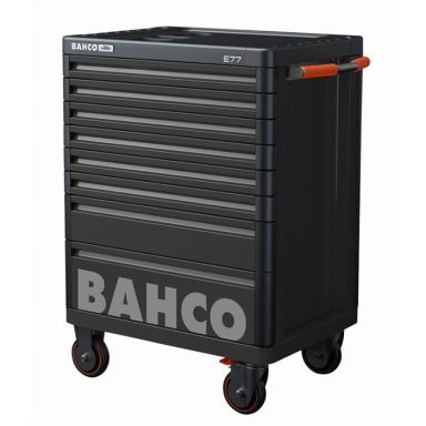 Bahco 1477K8BLACK Verktygsvagn utan verktygssats
