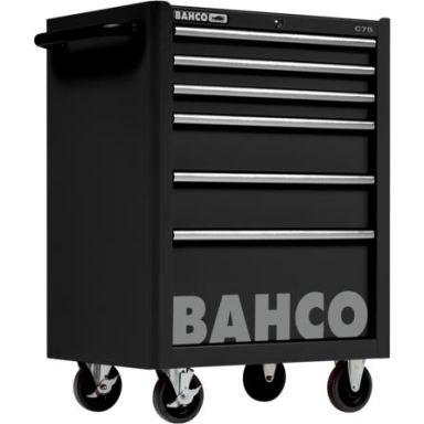 Bahco 1475K6BLACK Verktygsvagn utan verktygssats