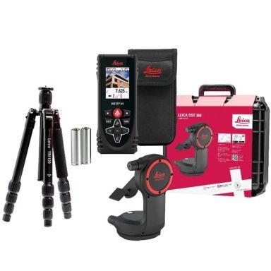 Leica Disto X4 + DST 360 Avstandsmålerpakke