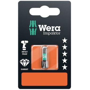 Wera Impaktor TX25 Bits