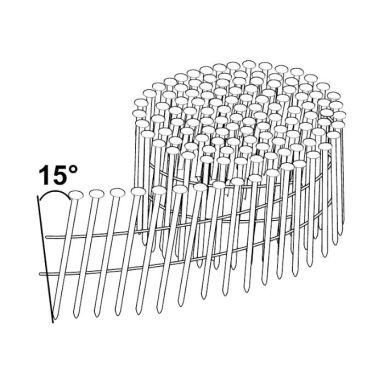ESSVE M-Fusion Coilspik 15°, trådbandad