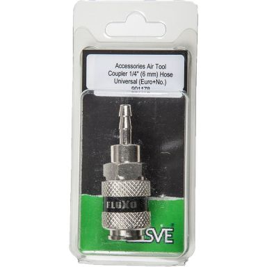 "ESSVE Universal EU/NO Koppling 6mm (1/4"")"