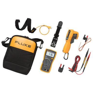 Fluke 116/62 MAX+ Instrumentsett