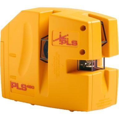 PLS 480 Ristilaser sis. laservastaanottimen