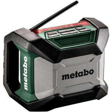 Metabo R 12-18 BT Radio utan batteri, med nätkabel