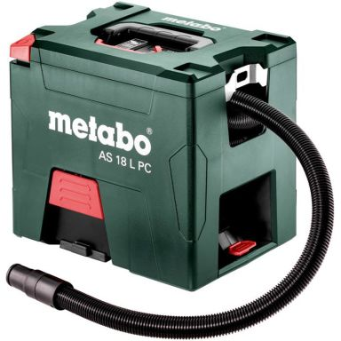 Metabo AS 18 L PC Støvsuger uten batterier og lader