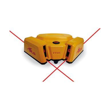 PLS FT 90 Korslaser med röd laser