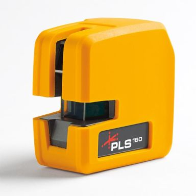 PLS 180R Korslaser med lasermottagare