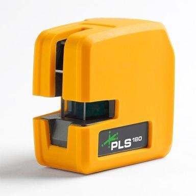 PLS 180 Ristilaser sis. laservastaanottimen