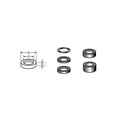 Cobolt 12801 Shims 12,5x8x0,1mm
