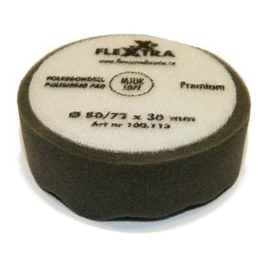 Flexxtra 100113 Polerrondell 5-pakning